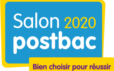 L'IUT au Salon Postbac 2020 !