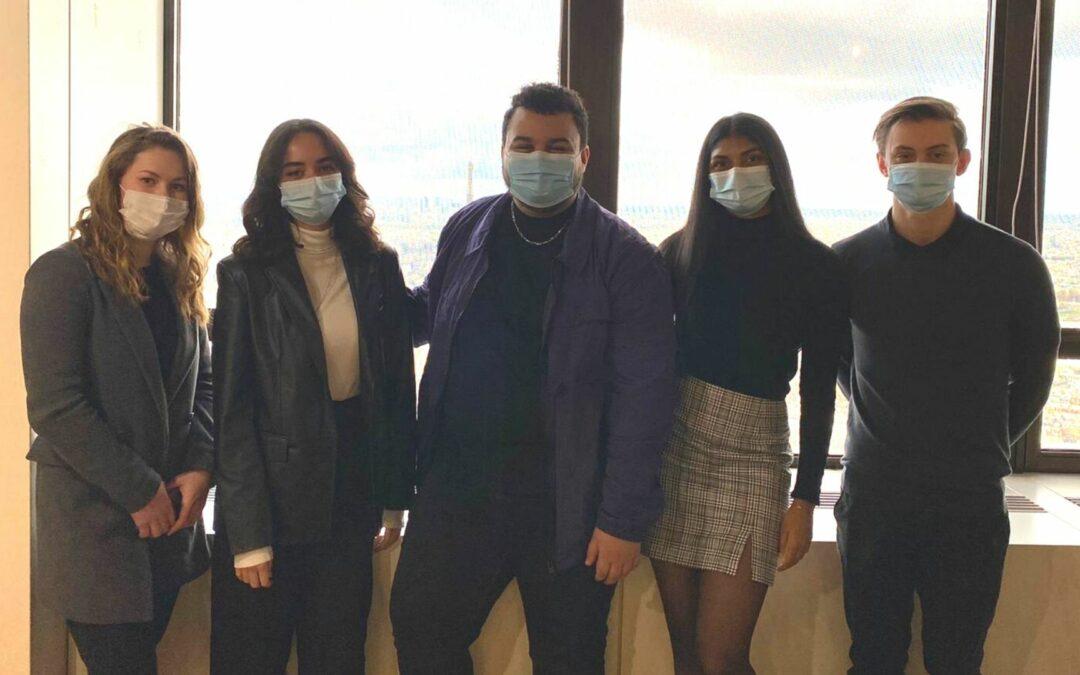 L'IUT de Paris – Rives de Seine en route vers les Masters de Négociation !